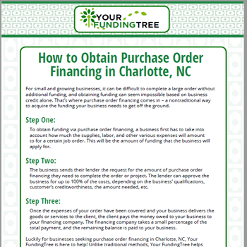 purchase-order-financing